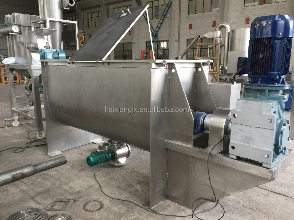 Well-made fuel ribbon mixer blender machine