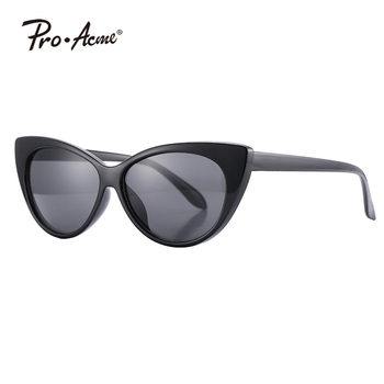 Super Cute Vintage Inspired Fashion Mod Chic High Pointed Cat Eye Sunglasses PA1036