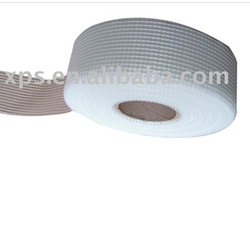 Waterproof material self adhesive fiberglass mesh tape