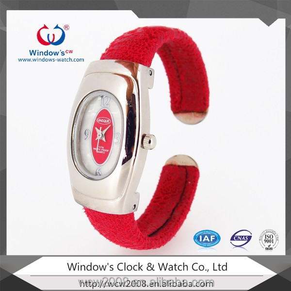 new design fancy hand watch for girl