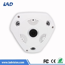 HD 3.0MP 360 IP Camera 3D VR Camera 360 degree for Andriod / IPhone / PC / NVR