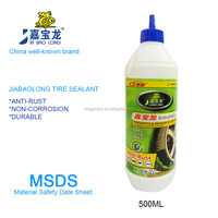 Good quality Tire puncture repair anti-rust tire sealant 500ml