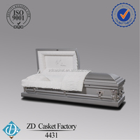 Top quality chinese caskets coffins 4431