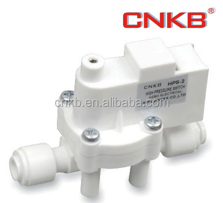 water household appliance switch high pressure switch