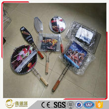 barbecue wire mesh / BBQ grill mesh / stainless steel grill with certification ISO 9001:2008