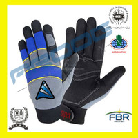vehicles repair Mechanical gloves/Auto Repair gloves/ maintenance safety gloves /