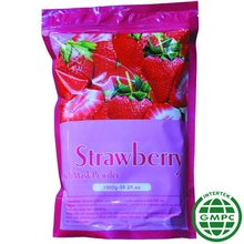 Strawberry face Soft Mask Powder for Smooth Skin