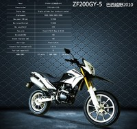 250cc dirt bike cheap motorcycle for sale ZF250GY-5