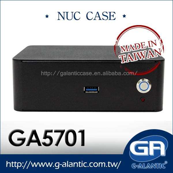 GA5701 - Nuc Computer Server Fanless Case