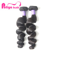 Top 9A Grade Vrigin Malaysian Loose Wave Human Hair Fashion Weave, Halloween Alibaba Stock Promotion Products