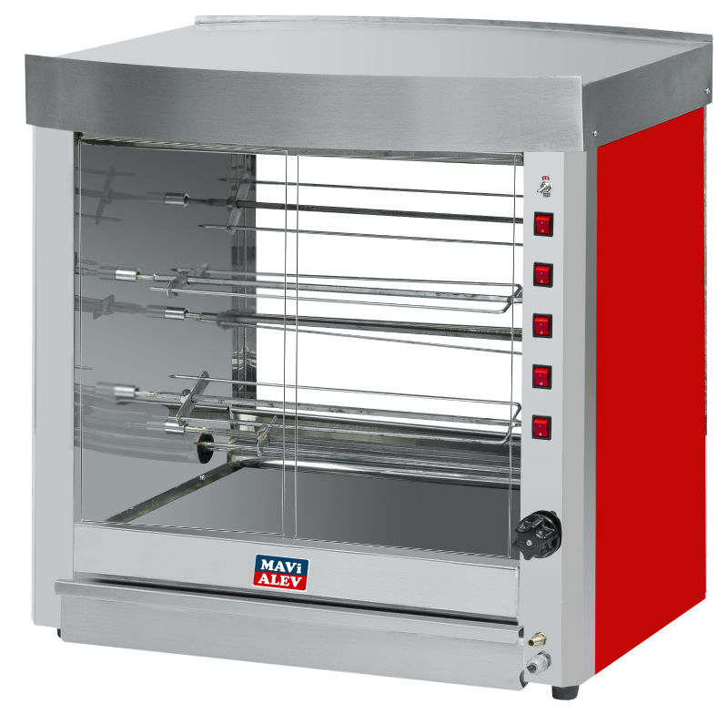 Chicken Rotisseries Machine