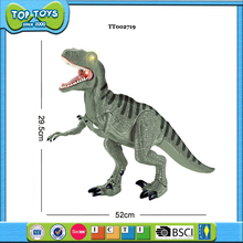 2016 new robotic plastic bo animatronic dinosaur toys animal toys