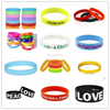 Promotion Give Away Gift Silicone Bracelet