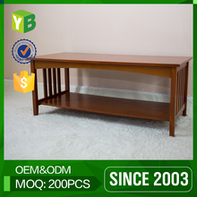 Yibang Green Product Carb Certificate Mdf Wood Alanda Tables Exclusive Coffee Table