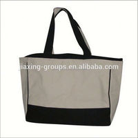 100 cotton canvas bags,custom logo print and size