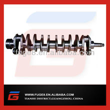 Engine forged steel PD6/PD6T crankshaft for Nissan 12200-96001