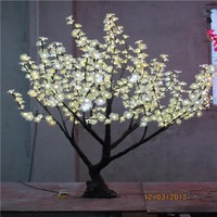 J080505 hot sale wholesale artificial lighted tree for decoration
