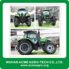 110hp to 130hp 4wd farm tractor four wheel drive agricultural tractor with low prices