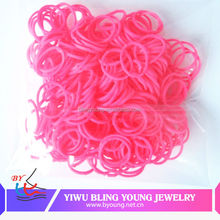 New fashion crazy loom rubber bands BY041017