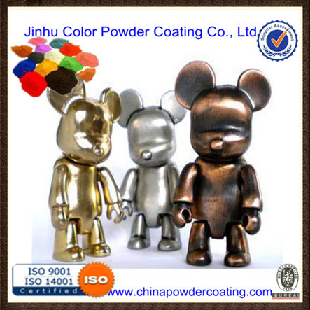 powder coating/powder paint for children toys
