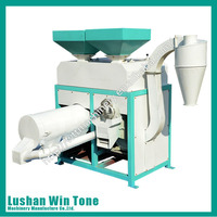 500kg/h cereal flour machine