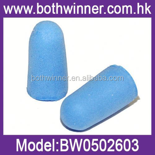 E229 foam earplugs with case