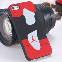 Football Stars Jordan Protective Shell PC Material Hard Black Back Cover For iPhone 5 5S RCD04243