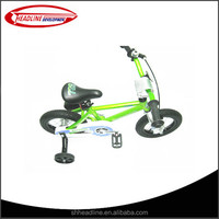 2015 new style kids bicycle children bike for kid bike green color QC service
