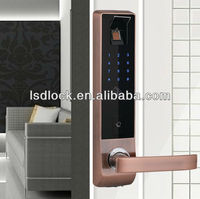 Fingerprint And Keypad Locks Touch Screen High Quality