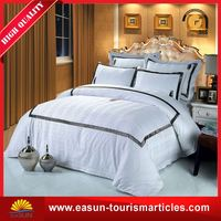 Low price embroidered quilt bedding thick quilt bed sheet bedding set