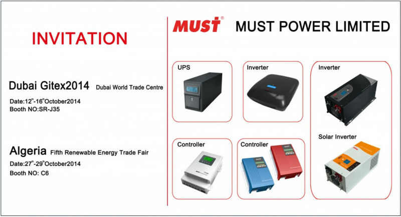 <Must solar> MUST 1000watts 2000w 3000w 4000w 5000w 6000w 12V/24V/48V MPPT solar inverter off grid