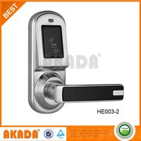 Classical Type Good Type Hotel Door Lock With Smart Card
