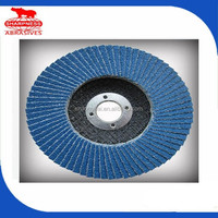 HD061 high quality zirconia abrasive flap disc for metal