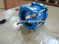 Ductile iron pipe fitting coupling /Fusion bounded epoxy(FBE) coating