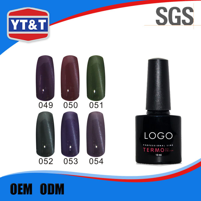Market Oriented Factory Customized Make To Order UV Gel Nail Colours