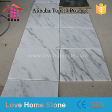 Blue Sky White Marble Types White Grey Marble Slabs For House Decor