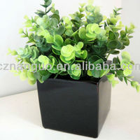 3 Inch Ceramic Plant Pots And