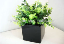 3 inch Ceramic plant pots and vases indoor plant pots
