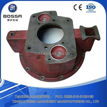 Agricultural machinery gearbox housing lost foam iron casting for cultivator