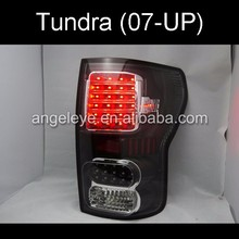 2007-2013 year For TOYOTA Tundra LED Tail Lamp rearlights Smoke Black Color TW