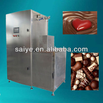 automatice continuous chocolate tempering machine
