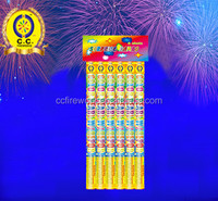 wholesale high quality 5 6 8 10 15 20 25 100 shot 0.8 1 1.2 1.5 2 Inch magic ball fireworks roman candle for sale