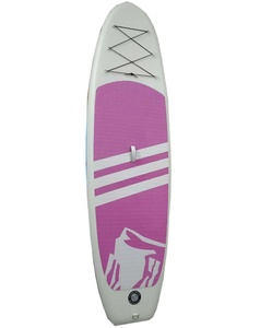 Assortiti nuovo disegno paddle board personalizzabile grande volume gonfiabile stand up paddle board isup
