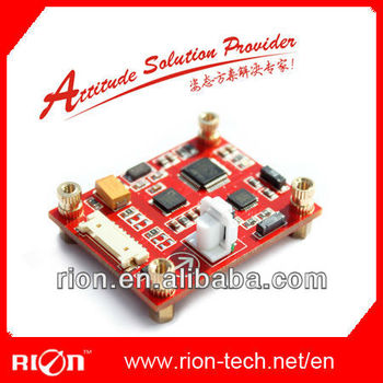China Factory Supplying Precised 3D Tilt Angle Compensated Digital Compass Electronic Sensor