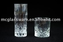 Clear hiball/dof glass
