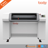 Bodor 2 Years Warranty Cloth Laser Cutting Machine with Scanning Camera
