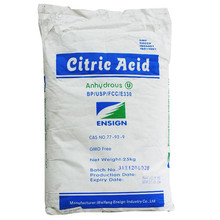 Citric Acid Monohydrate/Anhydrous Usp