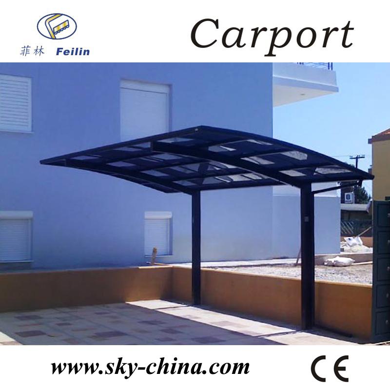 metal car shelter aluminum carport