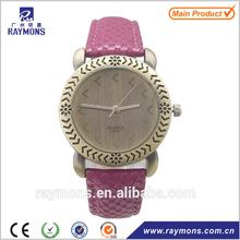 ODM OEM high quality lady brass watch