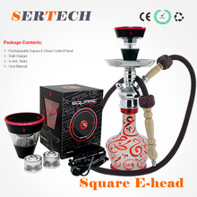 2016 china supplier e hookah head, rechargeable e hookah,e hookah vaporizer dubai